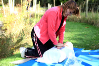 First Aid Training at Widehorizons