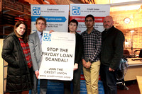 Caroline Pidgeon, Steven Knight and Lynne Featherstone Launch Payday Londnon Report